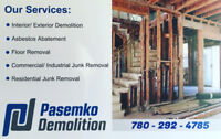 PASEMKO DEMOLITION—ASBESTOS REMOVAL EXPERTS