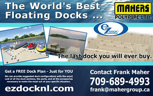 EZ Dock Floating Docks and Gangways