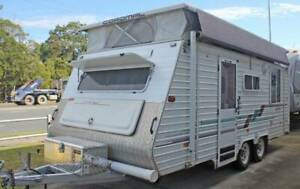 1998 Coromal Seka 520 Pop Top Tweed Heads South Tweed Heads Area Preview