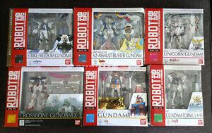 Robot Spirits Gundams Collectibles