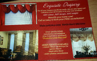 Drapery and Blinds at Incredible Prices!!!