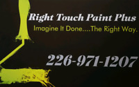 Right Touch Paint Plus