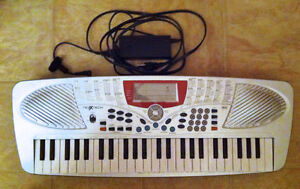 40 Firm today only Nexxtech 49-key Musical keyboard w Manual