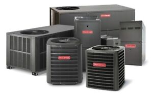 GAS STOVES, FURNACES, ACs, DUCTWORK, FIREPLACES, HRVs