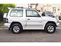 1999 Mitsubishi Shogun GLS 2.8TDi 3DR Silver