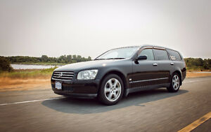 2001 Nissan Stagea 250t RS Four HICAS Turbo Wagon
