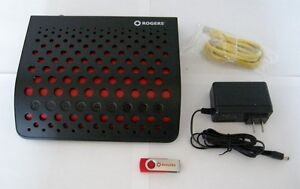 ROGERS HITRON TECHNOLOGIES CGN2-ROG WI-Fi MODEM & ROUTER