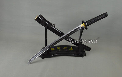 Hand Forged 1060 High Carbon Steel Wakizashi Sharp Japanese Samurai Katana Sword