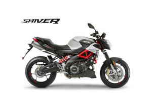 2018 APRILIA SHIVER DEMO SAVE $2000 FROM LESS THAN $40 PR WK