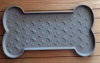 Food And Water Mat For Pets - St. Thomas
