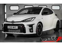 2021 (21) Toyota Yaris GR Homologation Special Brand New Circuit Pack