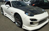 1997 Mazda RX-7 TYPE RB BATHURST X, twin turbo JDM RHD