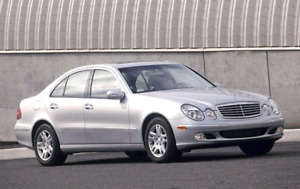 2004 mercedes benz E500 4matic trade!