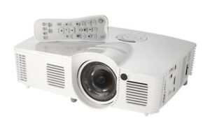 NEW SEALED -Optoma GT1080 Darbee 1080p  3D Short Throw Projector