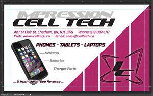 Repair & Unlocking- iPhone, Samsung, LG, HTC, Nokia, Blackberry