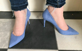 ALDO high heels size UK 8/ EU 41