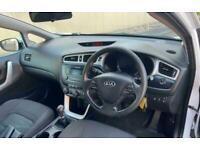 2013 Kia Ceed 1.6 CRDi 1 ECODYNAMICS FREE TAX 76MPG SERVICED FEB 21 90K NEW CLUT