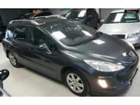 2008 PEUGEOT 308 SW SE HDI Grey Manual Diesel