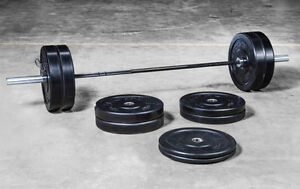 Assorted Fitness Equipment