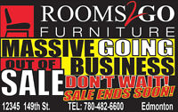 GOING OUT OF BUSINESS SALE..LAST CHANCE