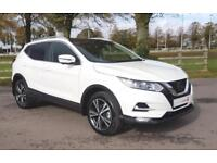 2017 17 Nissan Qashqai Dig 115 N-Connecta with Panoramic Roof