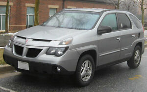 REDUCED PRICE!! 2003 Pontiac Aztek