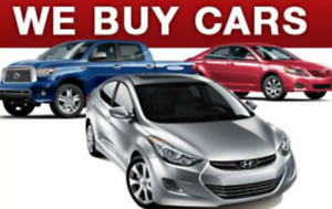 CAR TRUCK VEHICLE BUYER CASH FOR SCRAP JUNK COLLISION USED OLD $