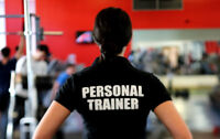 personal trainer.black friday promotion