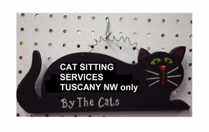 Tuscany NW : CAT Sitting Services