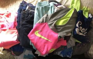 Large bag of girls clothes size 10-12