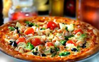 High profile Pizza&Pasta Store in food court for sale