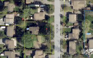 For Sale:  Cloverdale Upper Eastside building lot