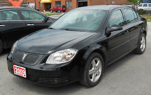 2009 Pontiac G5 Sedan FALL WARRANTY SPECIAL