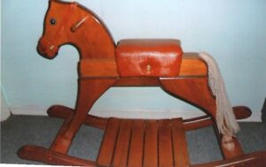 ROCKING HORSE - HAND MADE
