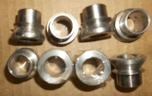 "8 - 5/8""  ROD END HIGH MISALIGNMENT SPACERS , 1/2""  HOLE"