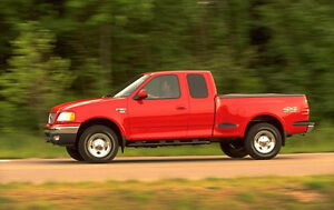2000 Ford F-150 step side Pickup Truck