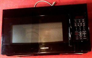 Over-the-Range Microwave 1.8 cu. ft. in excellent condition