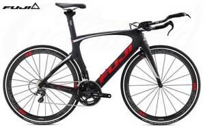 Fuji Norcom Straight 2.1 Triathlon Bike RRP $4299 Concord West Canada Bay Area Preview