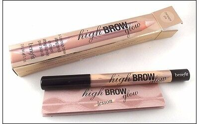BENEFIT HIGH BROW Champagne Pink Eyebrow Highlighter Chubby Eye Pencil USA Sellr