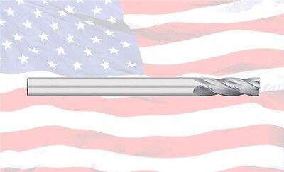 14 Titan Usa 4 Flute Single X-long Carbide End Mill Tc17516
