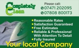 Completely Clean services LTD