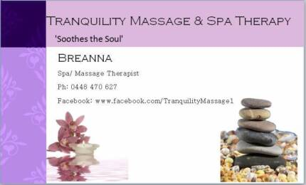 Tranquility Massage & Spa Therapy Warnbro Rockingham Area Preview