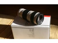 Canon 70 - 200 L Lens. Boxed With Caps and Lens Hood.