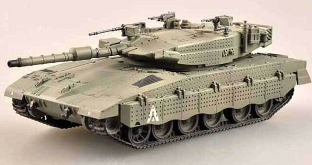 Easy Model - I.D.F. Merkava III 1995 Tank Panzer 1:72 Fertigmodell Diecast Model