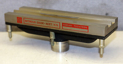 Varian Techtron Nitrous Oxide - Acet. H.s. Atomic Absorption Flame Head New