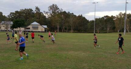 Free touch football every Sunday 3:30pm Chermside Chermside Brisbane North East Preview