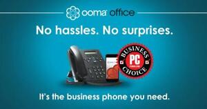 Ooma Office Business Phone System - Sign Up Now - Get $50 Store Credit