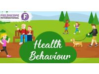 Take Part in Focus Groups in Leeds - Health Behaviour