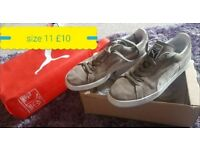 Men's shoes size 11