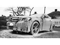 car valeting and detailing service